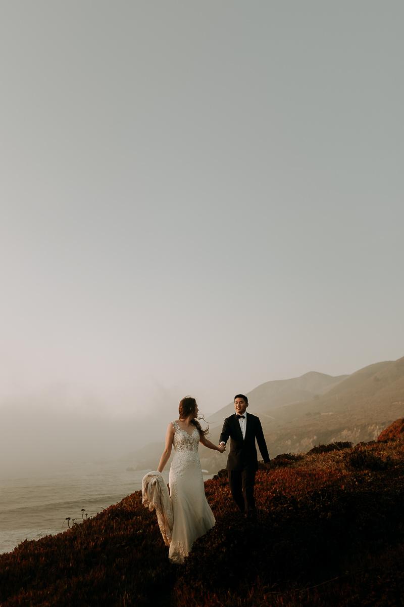 An Adventurous Big Sur Elopement