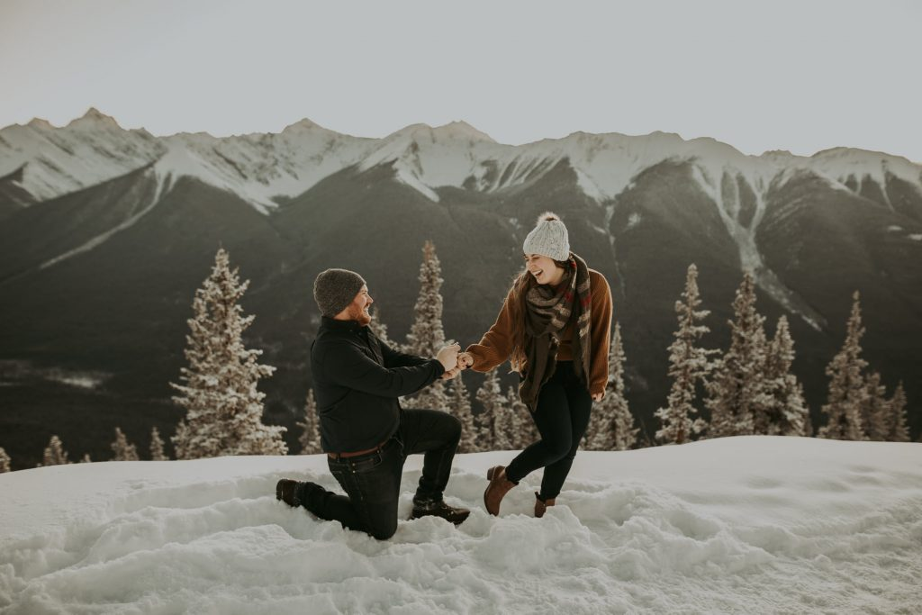 14 Amazing Engagement Moments You Need To See!