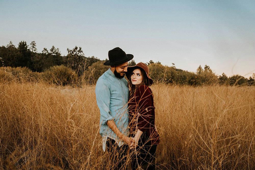 Engagement Shoot at Big Bear Lake