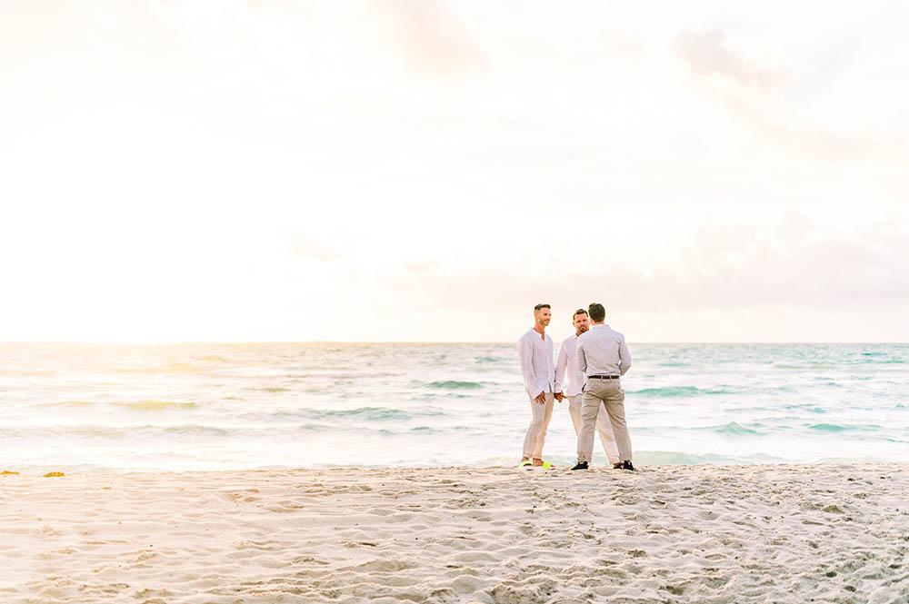 Miami Beach Wedding Party