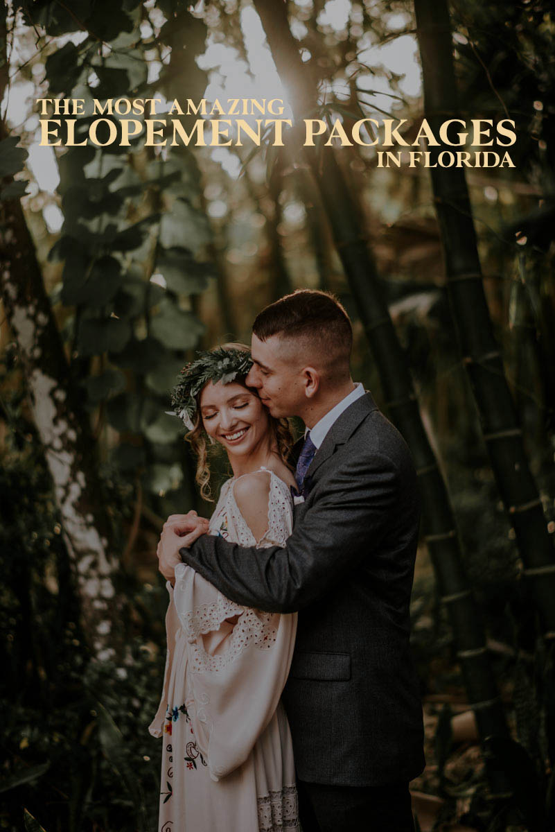 Elopement Packages Florida
