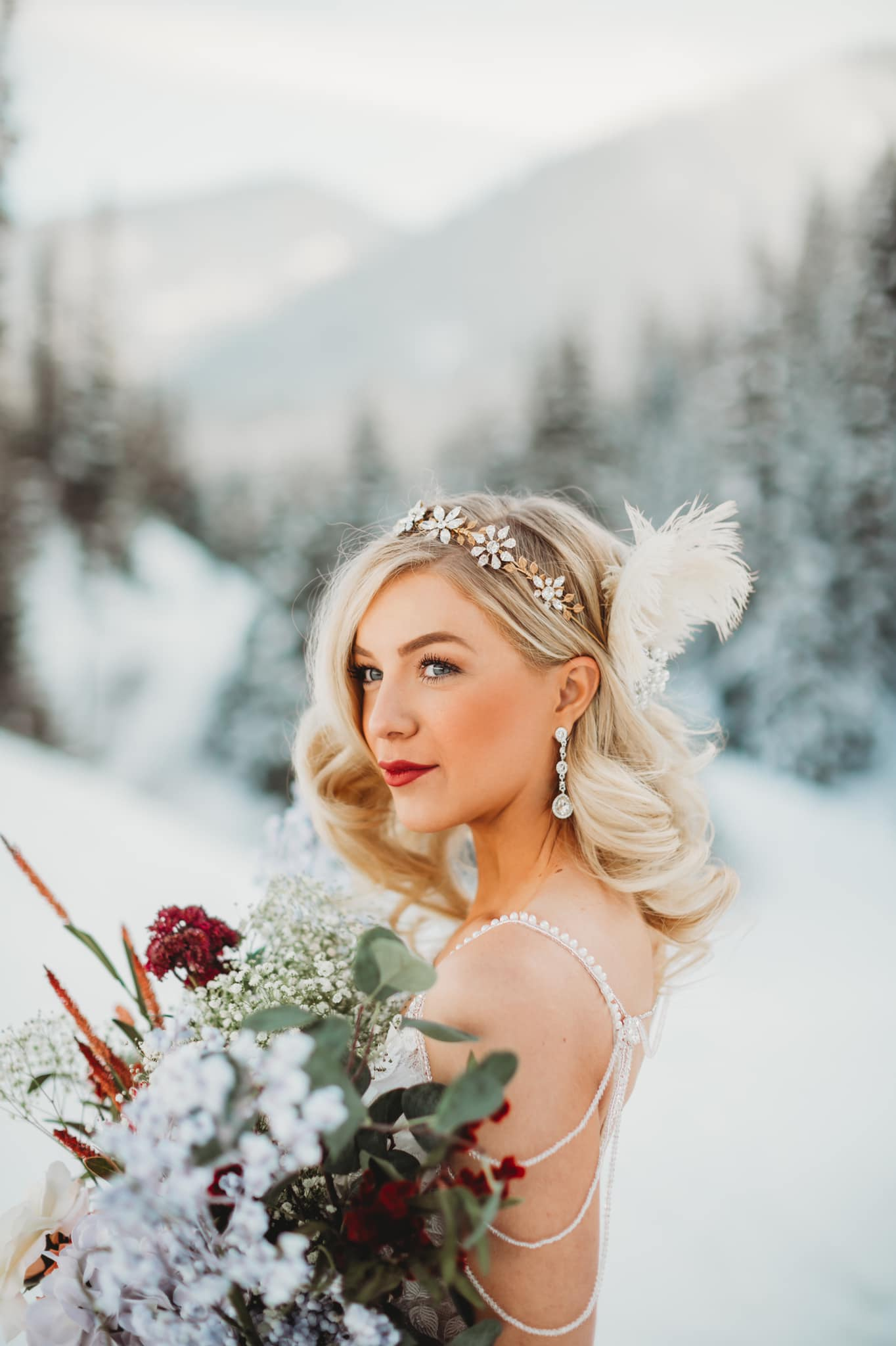 The Best Of 2020 - 24 Stunning Bridal Portraits From The LLF Community