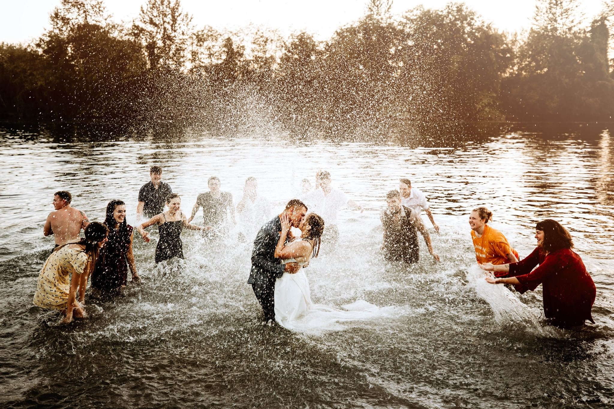 6 Wedding Party Shots That Will Be Remembered Forever!