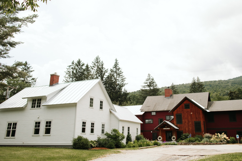 Mad River Barn is located in Vermont.