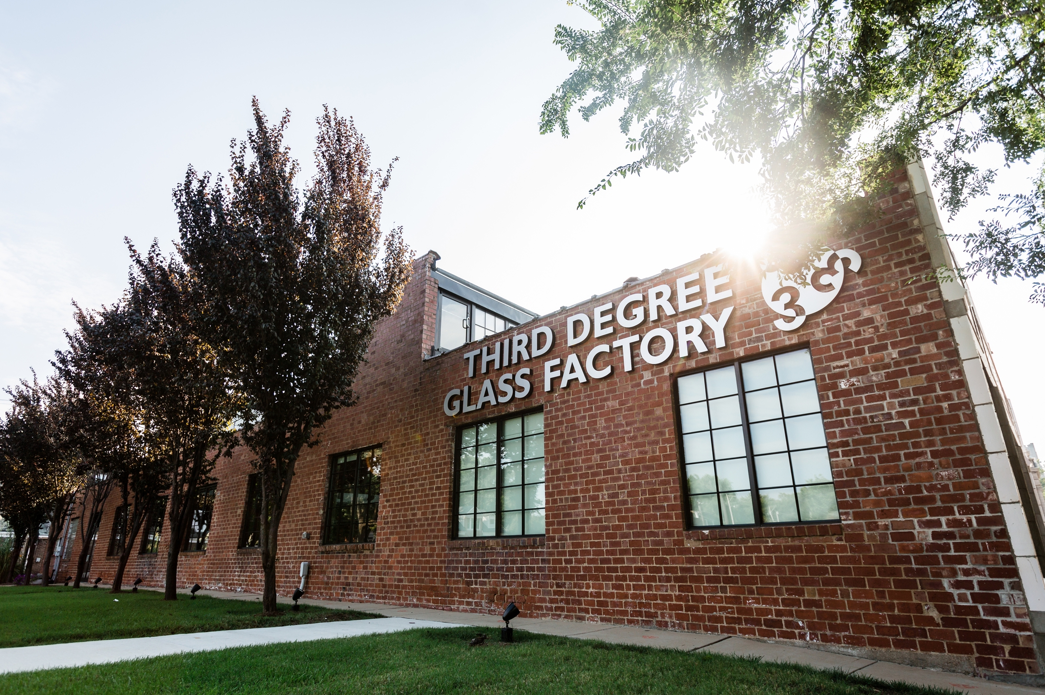 The Third Degree Glass Factory is located in St. Louis, Missouri.