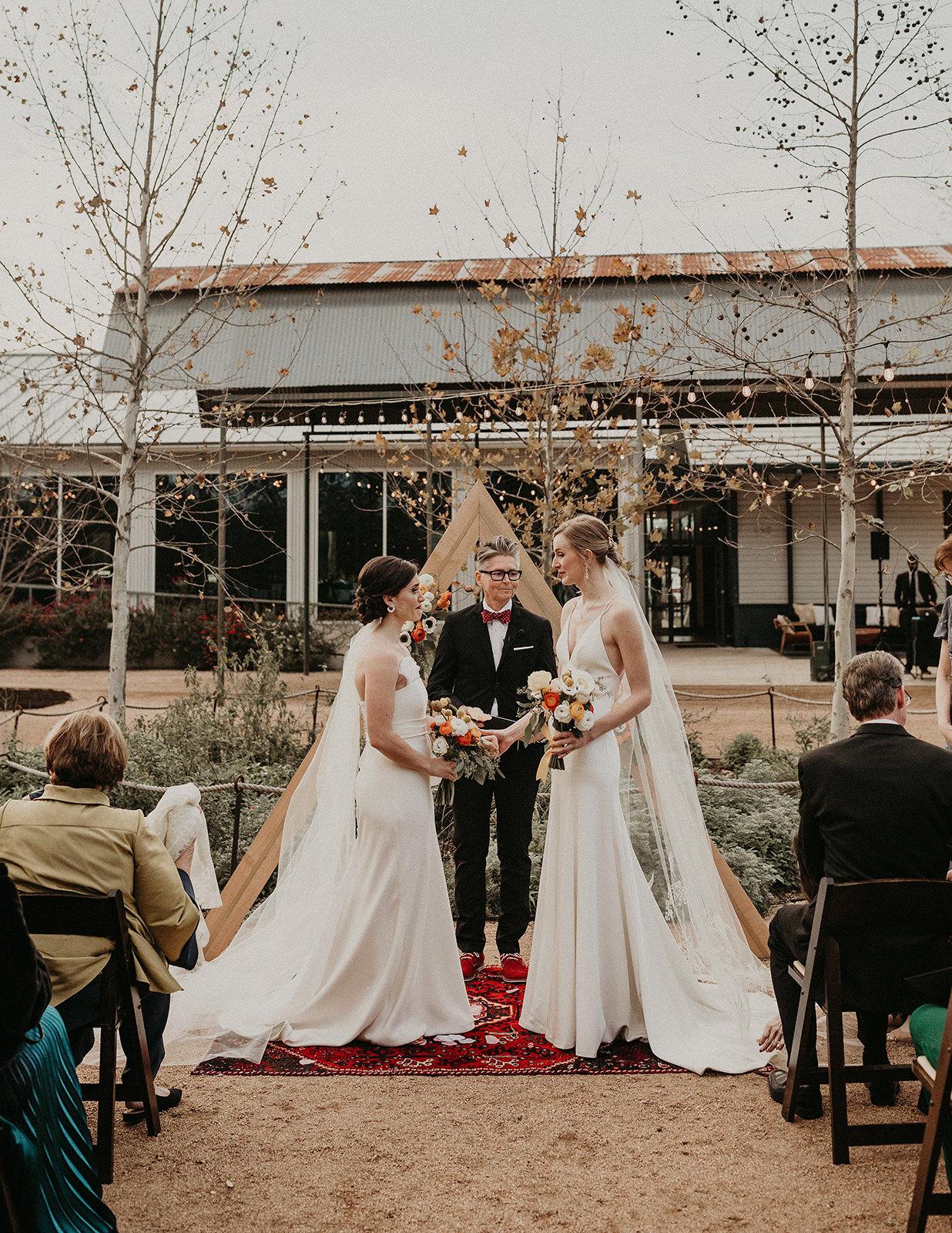 A Wonderful Boho Wedding In Austin