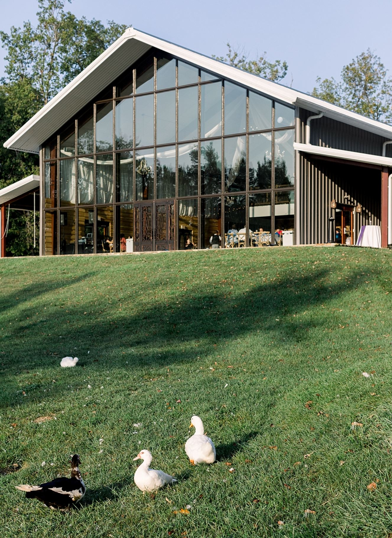 Burdoc Farms, one of the wedding venues in Kentucky.